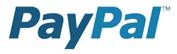 Pague de forma segura con su cuenta Paypal