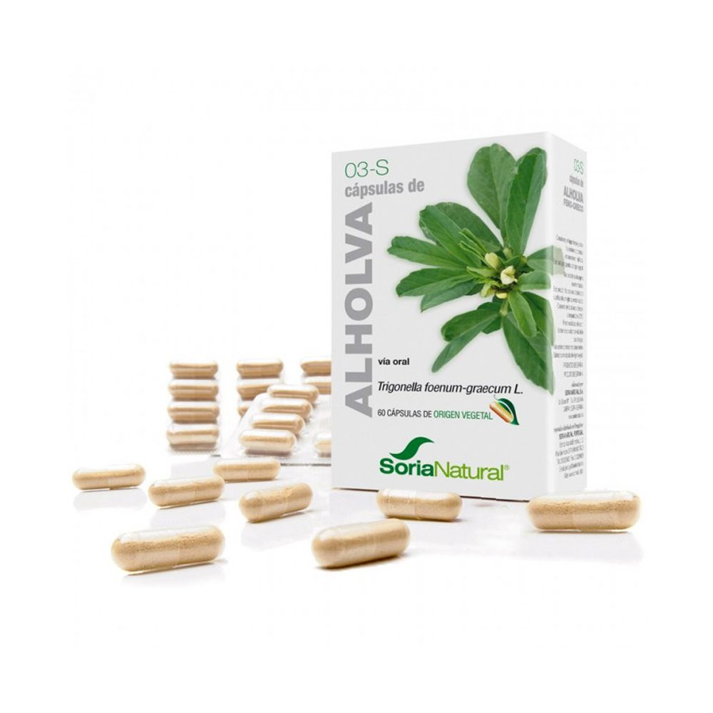 03-S Alholvas cápsulas simples Soria Natural