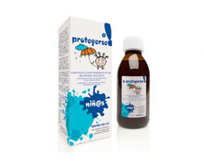 A Protegerse jarabe infantil Soria Natural