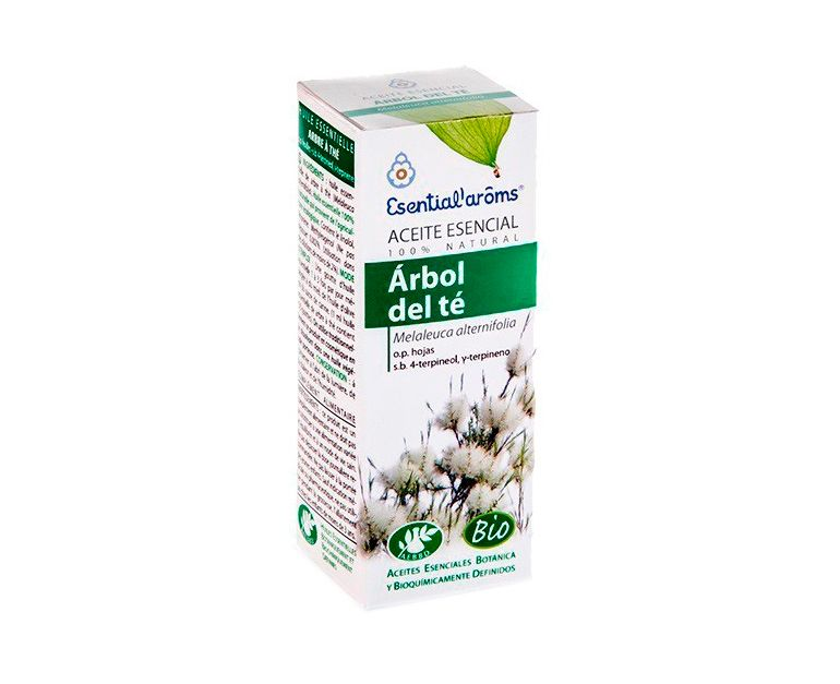 Aceite esencial Arbol de Té Esential Aroms