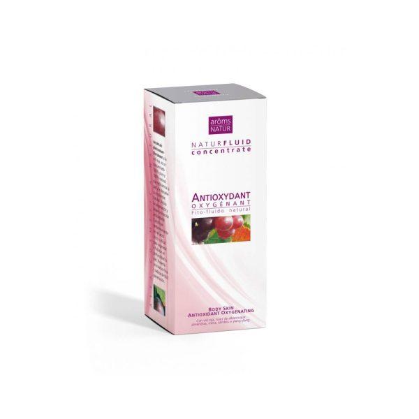 Aceite Corporal Antioxydant Oxygénant Aroms Natur