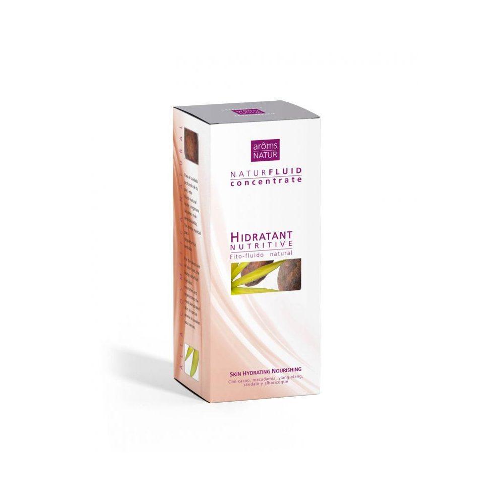 Aceite Corporal Hidratant Nutritive Aroms Natur