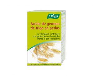 Aceite de germen de trigo perlas A. Vogel