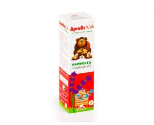 Aceite de masaje Própolis Aprolis Kids
