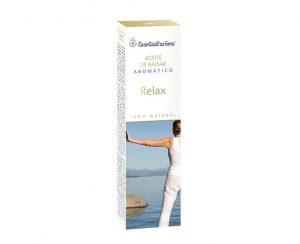 Aceite de masaje Relax Esential Aroms