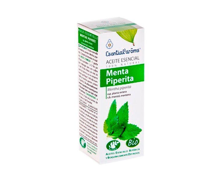 Aceite esencial Menta piperita Esential Aroms