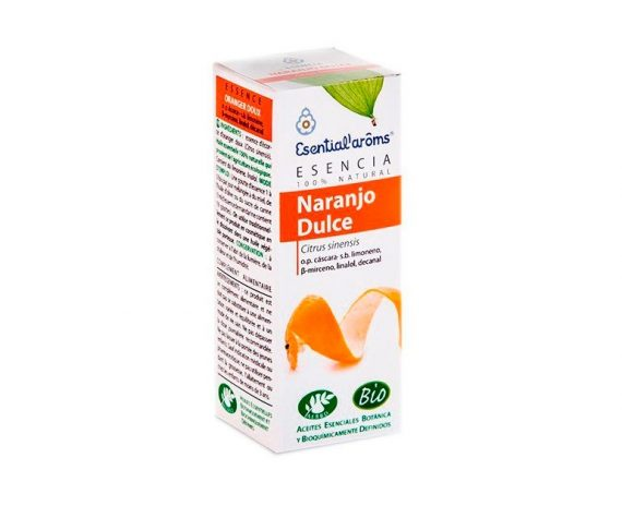 Aceite esencial Naranjo dulce Esential Aroms