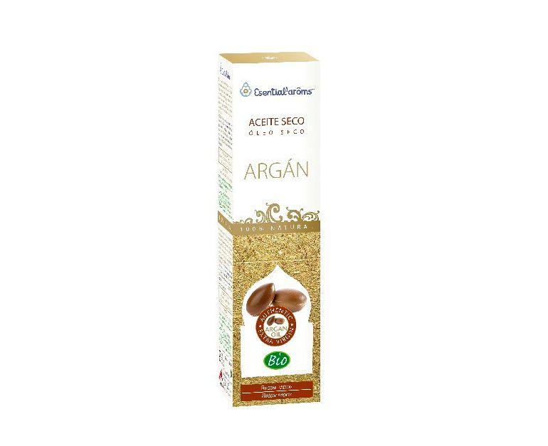 Aceite seco bio Argán Esential Aroms