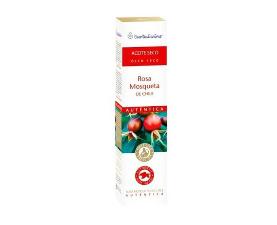 Aceite seco Rosa Mosqueta Esential Aroms