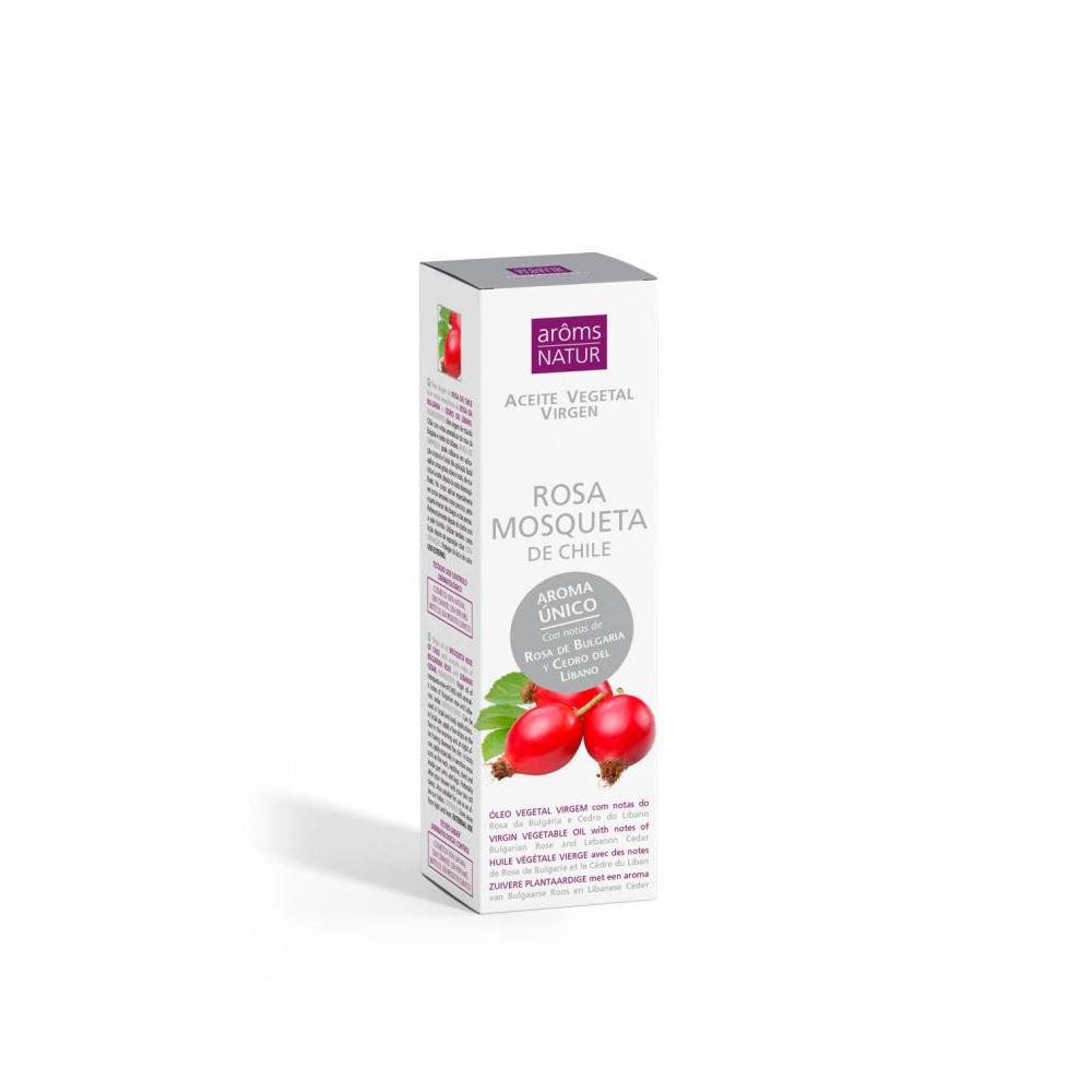 Aceite Vegetal Rosa Mosqueta Aroms Natur
