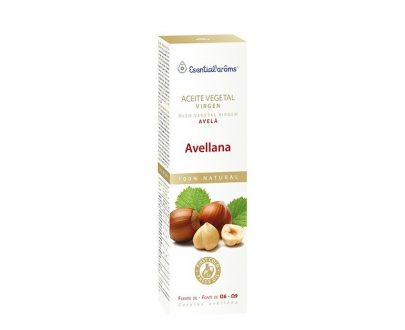 Aceite vegetal vírgen Avellana Esential Aroms