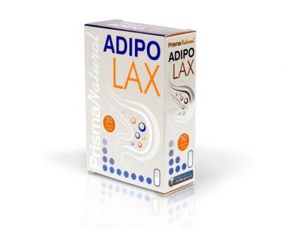 Adipo-Lax tránsito intestinal cápsulas Prisma Natural