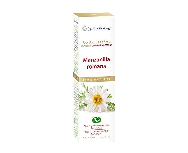 Agua floral Manzanilla Romana bio Esential Aroms