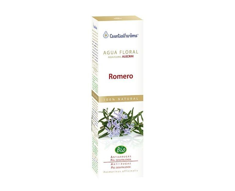 Agua floral Romero bio Esential Aroms