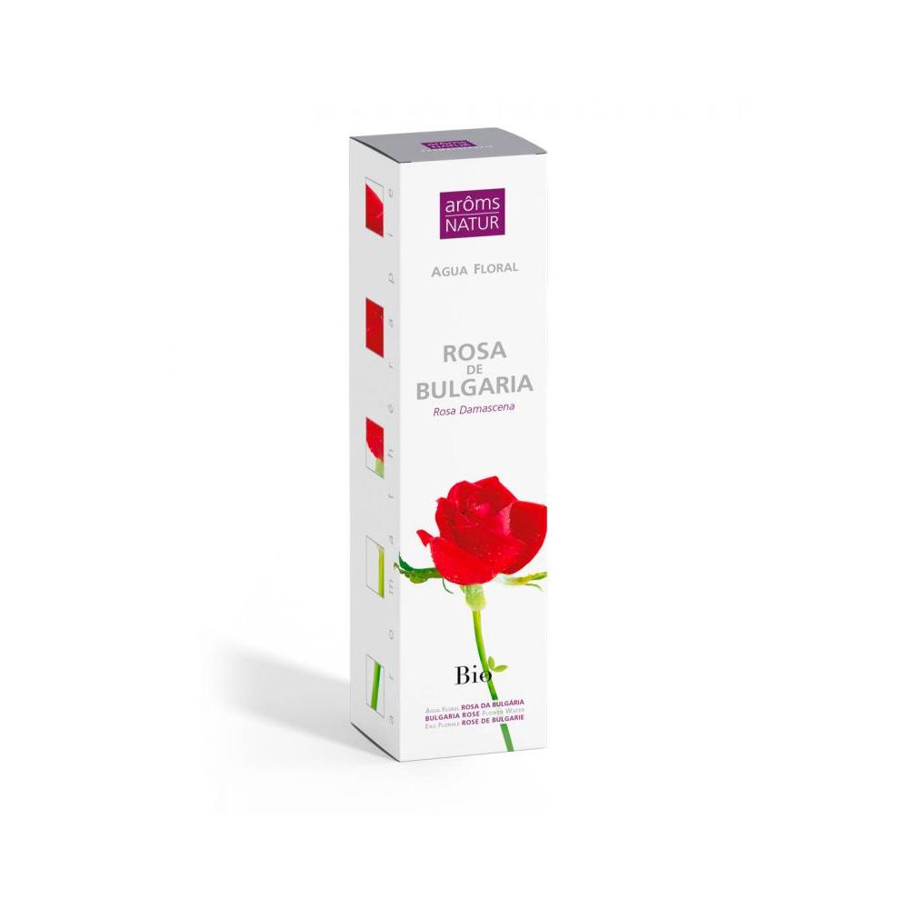 Agua Floral Rosa de Bulgaria Aroms Natur
