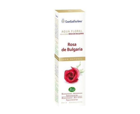 Agua floral Rosa de Bulgaria bio Esential Aroms