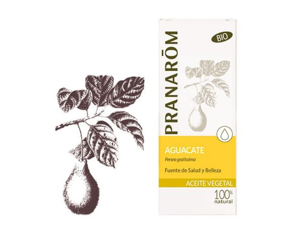 Aguacate aceite vegetal bio Pranarom