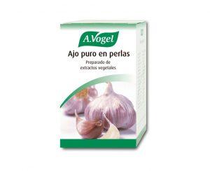 Ajo puro en perlas A. Vogel