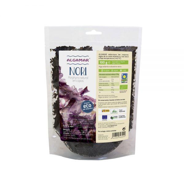 Alga Nori copos Eco Algamar