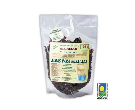 Algas para ensalada Eco Algamar