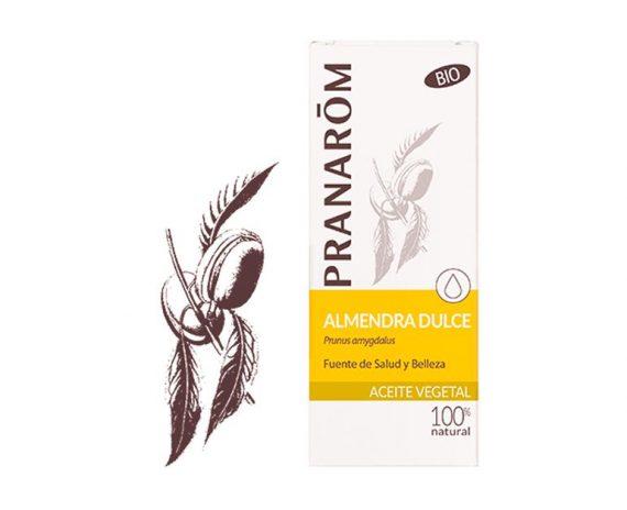 Almendra dulce aceite vegetal bio Pranarom