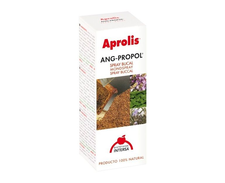 Ang-Propol spray bucal Aprolis Adultos