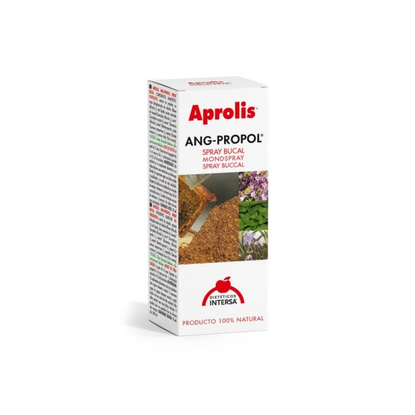 Ang-Propol Spray Bucal Aprolis