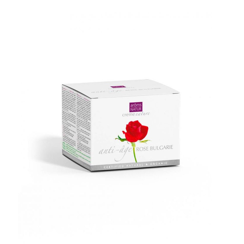 Anti-age Rose Bulgarie Aroms Natur