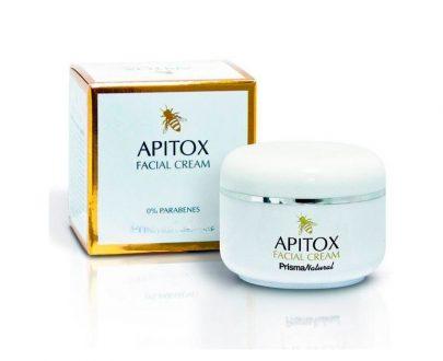Apitox facial cream veneno abeja Prisma Natural