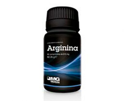 Arginina aminoácidos MGdose