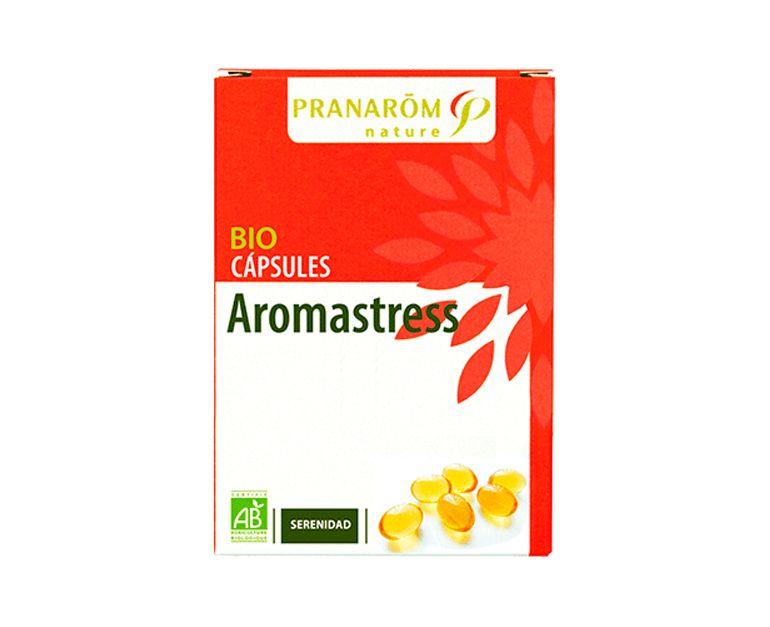 Aromastress serenidad cápsulas Pranarom