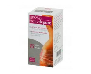 Aroms Activdepure depuración cápsulas