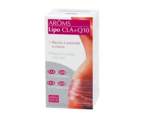 Aroms Lipo-CLA+Q10 cápsulas