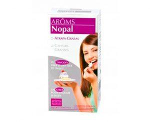 Aroms Nopal atrapa-grasas cápsulas