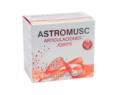 Astromusc articulaciones sobres Prisma Natural