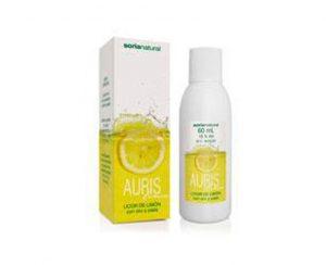 Auris licor de limón oligoterapia gotas Soria Natural