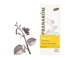 Avellana aceite vegetal bio Pranarom