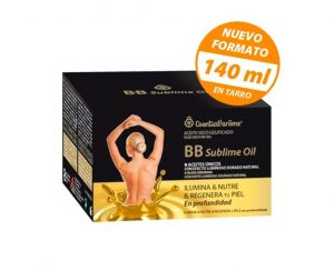 BB Sublime Oil Tarro Esential Aroms