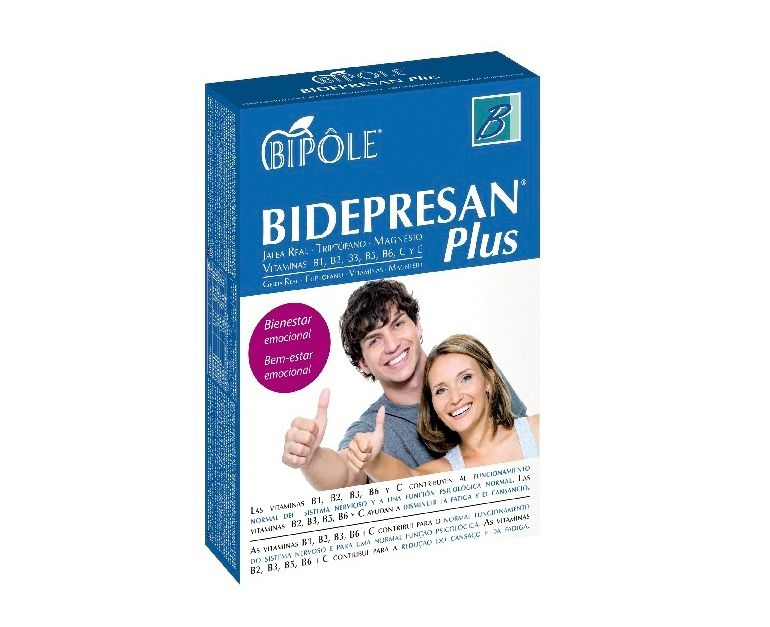 Bidepresán Plus estar positivo ampollas Bipole