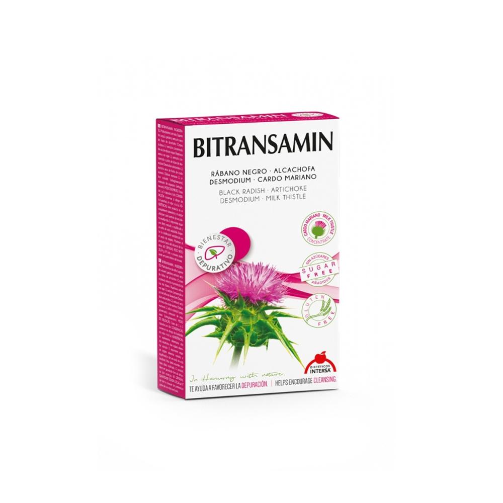 Bitransamin Depurativo Cápsulas