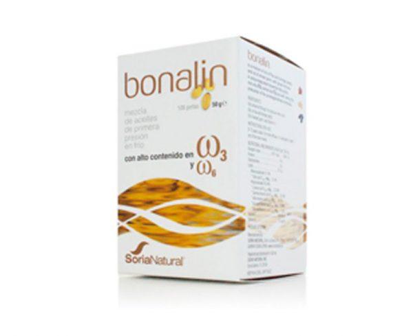 Bonalin ácidos grasos perlas Soria Natural