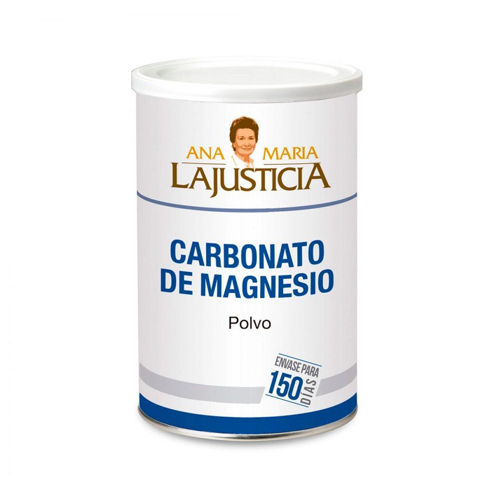 Carbonato de Magnesio Polvo Ana María LaJusticia