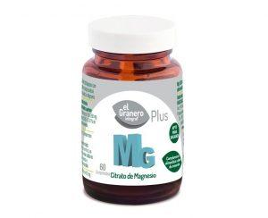 Citrato de Magnesio comprimidos El Granero Integral