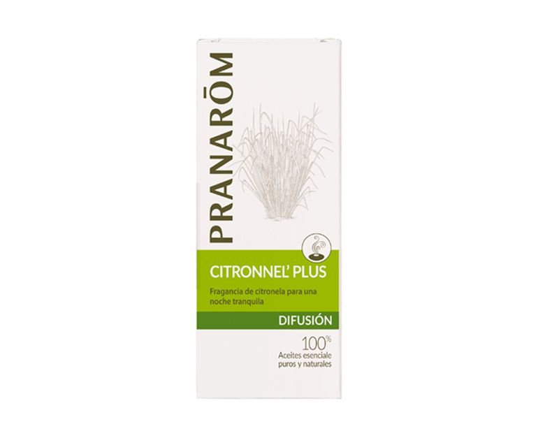 Citronnel plus mezcla para difusor Pranarom