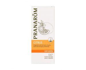 Citrus mezcla para difusor Pranarom