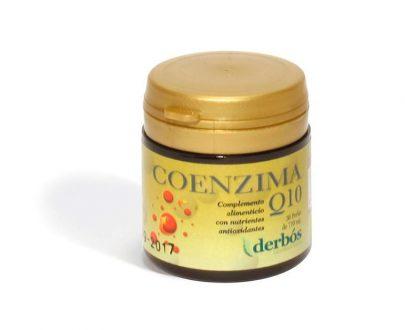 Coenzima Q10 antioxidante Derbós