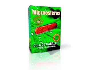 Cola de Caballo microesferas plantas Prisma Natural