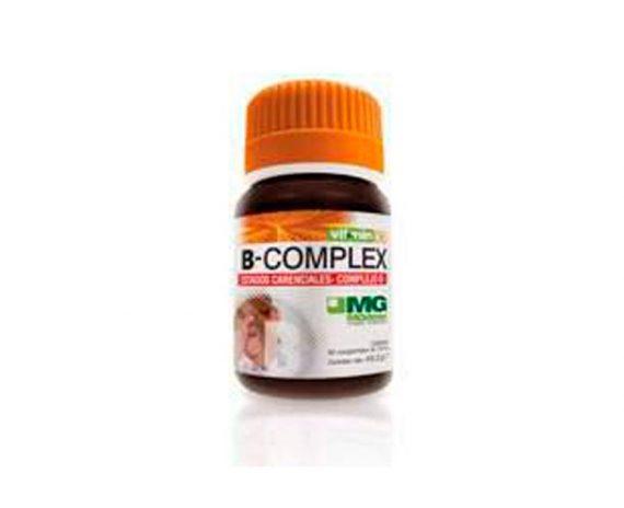 V&M 06 B-Complex comprimidos MGdose