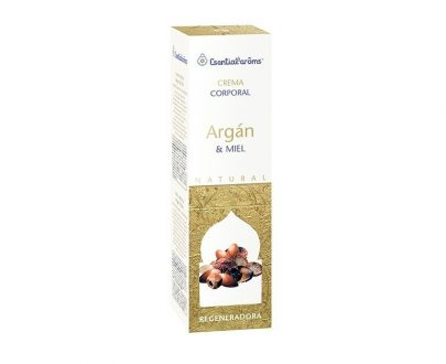 Crema corporal Argán miel Esential Aroms