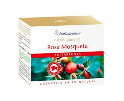 Crema facial bio Rosa Mosqueta Esential Aroms